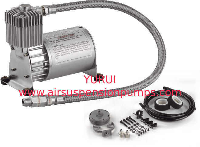 Steel Auto Air Suspension Compressor 12V Heavy Duty Air Compressor For Offboard Vehicle
