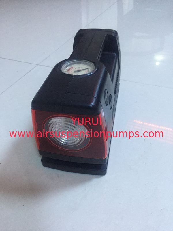 Black Light Fashion Style Car Tire Pump For All Kinds Of Balls And Bicycle