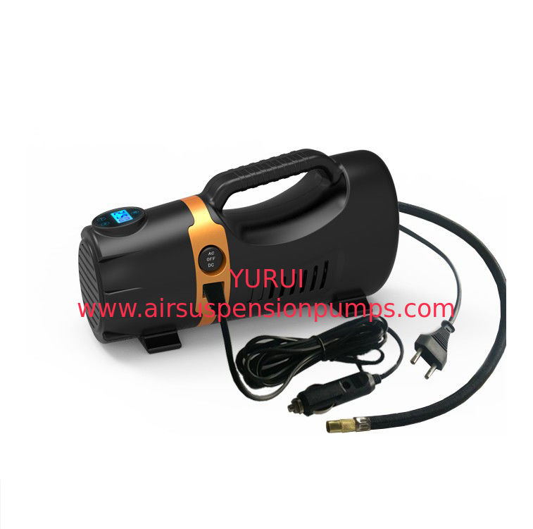 Air Ride Mini Air Compressor Tyre Inflator Dc 12v Ac 110v - 230v 150psi