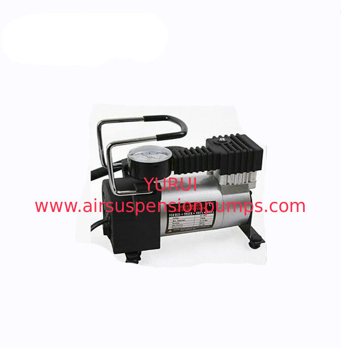 Mini Commercial Air Compressor , Portable Small Tyre Pump With Cloth Bag