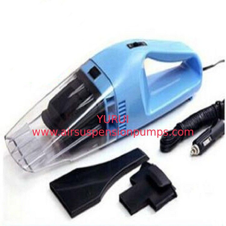 Automobile Small Handheld Vacuum Cleaner 60w - 90w Dc12v Plastic Material