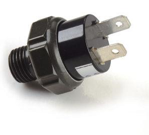 까만 압축 공기를 넣은 공기 펌프 이음쇠/플라스틱 12v 공기 압축기 압력 스위치